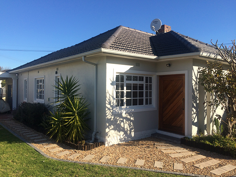 Residential House Painters Cape Town