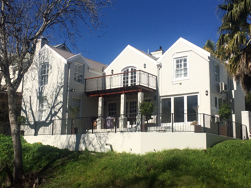 Zevenwacht Estate Painting Contractor Stellenbosch